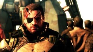 Metal Gear Solid V: The Phantom Pain - VENGEANCE TRAILER