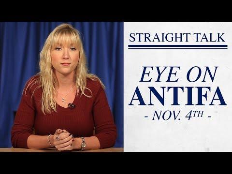 Eye on ANTIFA: November 4th