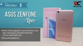 REVIEW KEUNGGULAN ASUS ZENFONE LIVE YANG WAJIB KAMU KETAHUI!!