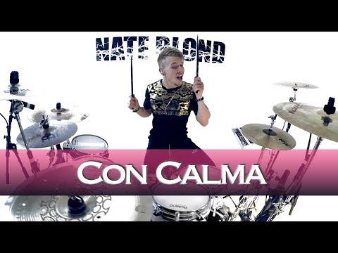 Daddy Yankee - Con Calma (feat. Snow) - Drum Cover