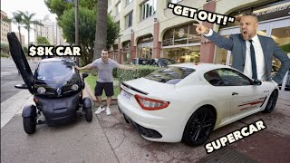 Download ATTEMPTING TO BUY A SUPERCAR SHOWING UP IN AN $8,000 BEATER! Mp3 and Videos