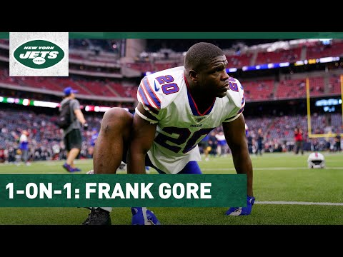 Frank Gore 1-on-1: Have A Ton Of Respect For Le'Veon Bell's Game