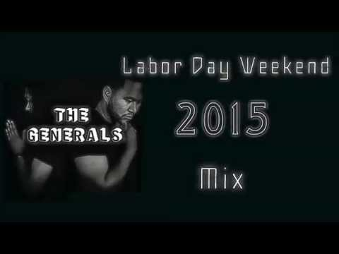 Labor Day Weekend Mix 2015