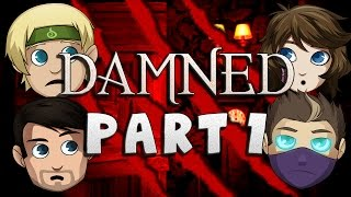 Damned: Strippin is Scary Mary? - Part 1