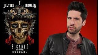 Sicario: Day Of The Soldado - Movie Review