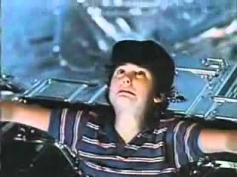 Полёт навигатора - воспоминание из детства 1