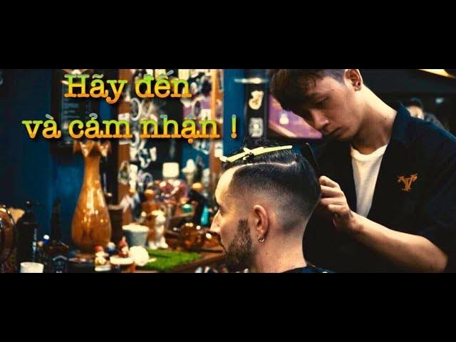 Cắt Tóc Đẹp Cho Bạn Là Một Nghệ Thuật | Barbershop Vũ Trí