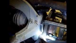 Замена подшипника ступицы Ford focus 2