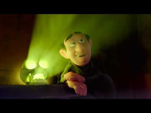 Кадры из фильма Смурфики. Затерянная деревня