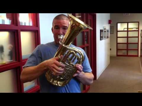 NSO Europe/Oman Tour 2013- Tiny Tuba