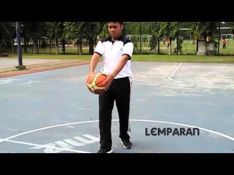 Pembelajaran Passing Bola Basket