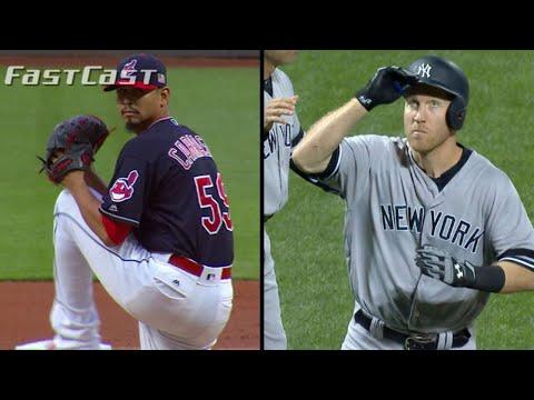 9/11/17 MLB.com FastCast: Tribe streaking, Yanks win
