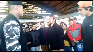 Kaiser - Ricto vs Nawl-T - Nikolo // Exhibición// Clasificatoria BEEO Regional sede Puerto Montt