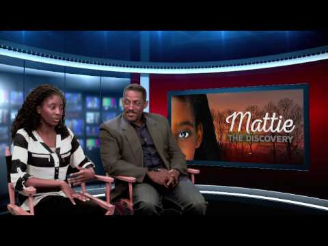 Mattie The Discovery, Interview with Cameron Arnett & Brianna Beaton - Part 1