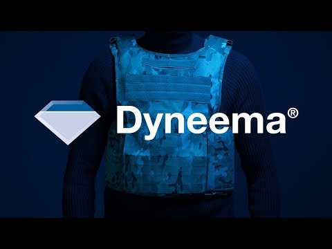 World's first situation-ready fabrics. Made with Dyneema®.