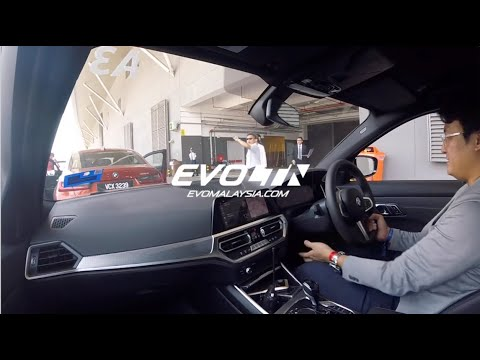 2019 BMW 330i M Sport G20 In Depth Driving Review | Evomalaysia.com