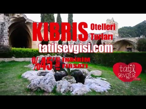Kuzey Kıbrıs Tanıtım Videosu Tatilsevgisi com