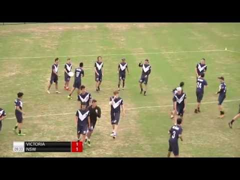 AU22UC2016 - Men's - VIC vs NSW