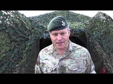 Britanski podpolkovnik