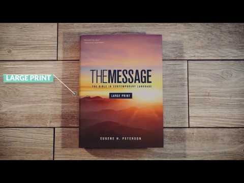 The Message Bible Large Print Edition: Introduction to Isaiah