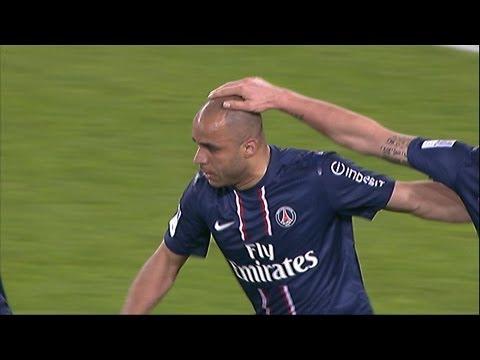 Goal ALEX (82') - Paris Saint-Germain - Valenciennes FC (1-1) / 2012-13