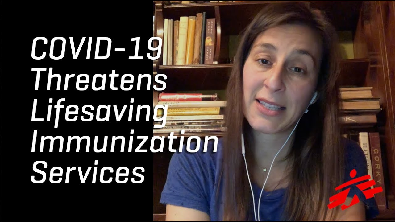 COVID-19 Threatens Lifesaving Immunization Services for Other Deadly Diseases -USA thumbnail