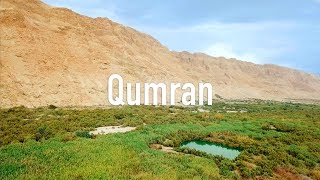 Qumran Caves and the Dead Sea Scrolls