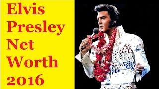 Elvis Presley Net Worth 2016 - Top Celebrities News,Biography