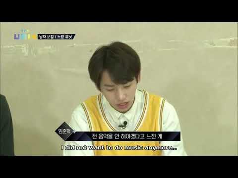 임준혁 Im Junhyeok (ex DAY6) he didn't want to do music anymore. Why? Mp3