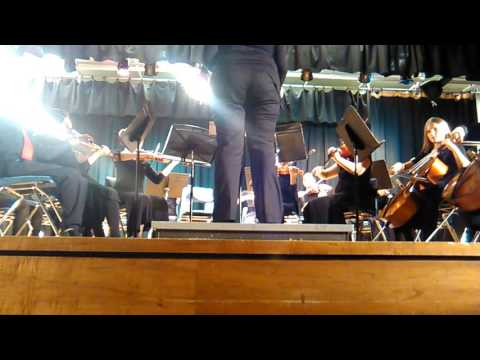 Orchestra West minico Middle School