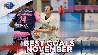 Best Goal - November : A kung-fu from the north between Mikkel Hansen and Sander Sagosen