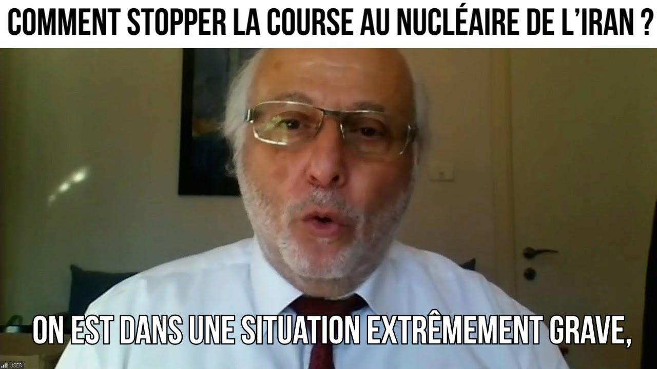 Comment stopper la course au nucléaire de l'Iran ? - IMO#119