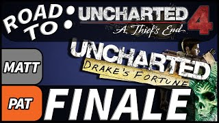 Road To - Uncharted 4: A Thief