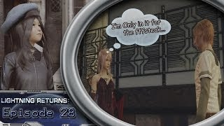 Lightning Returns Final Fantasy XIII Ep 28: The Last fffsteak Date