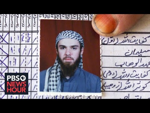 Release of 'American Taliban' raises questions about U.S. efforts to deradicalize