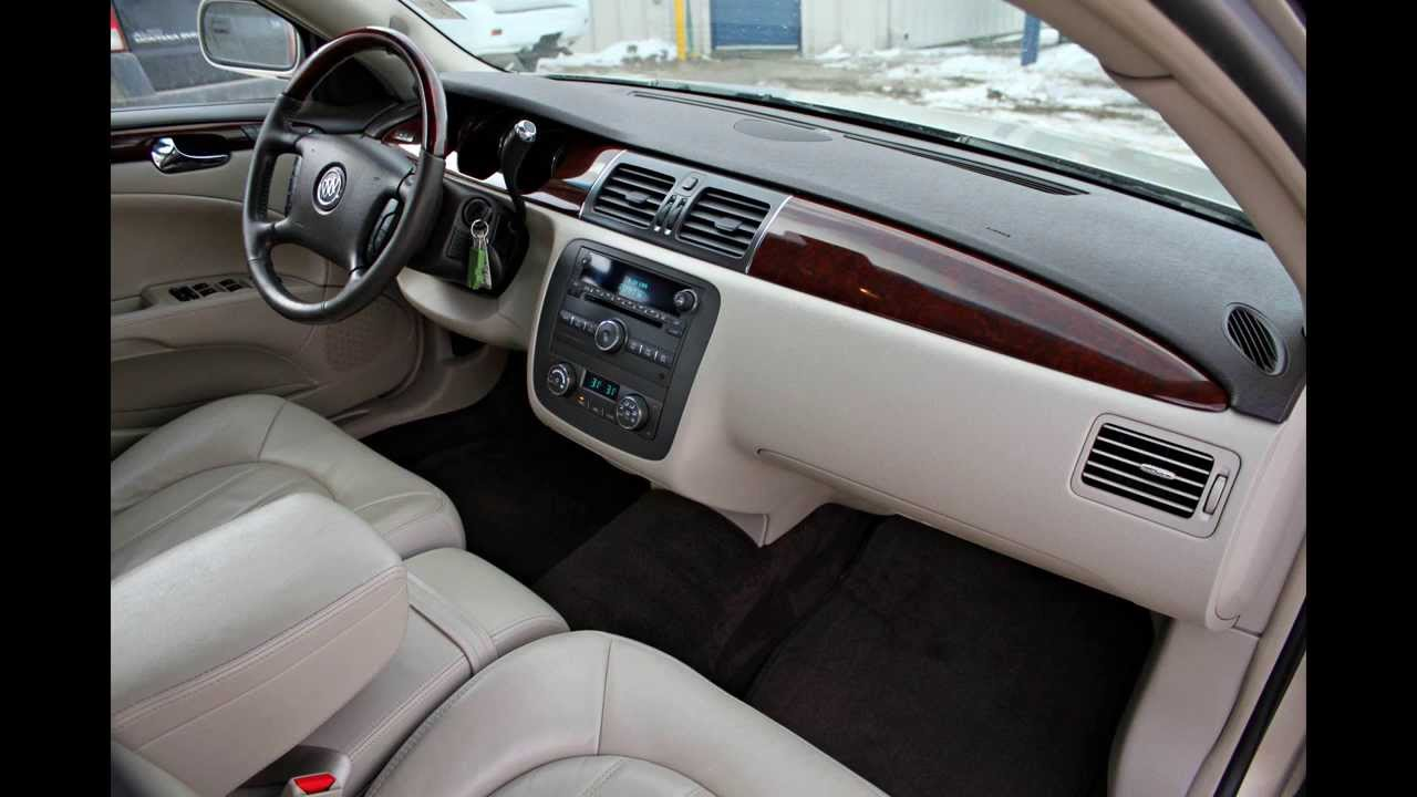 2009 buick lucerne cxl in review red deer youtube. Black Bedroom Furniture Sets. Home Design Ideas