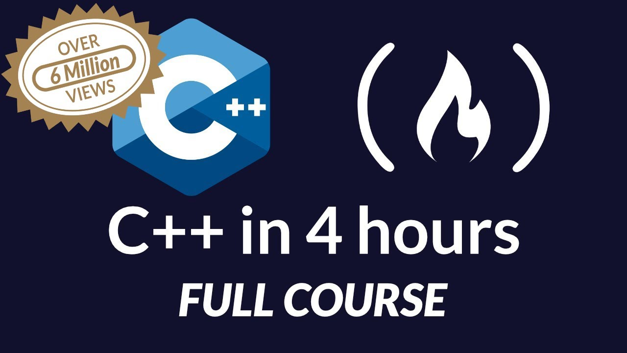 C++ Tutorial for Beginners - Full Course