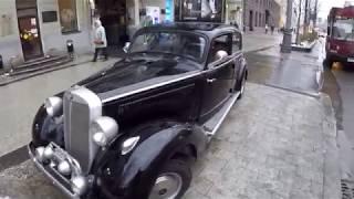 Старые и новые улицы Москвы. Жизнь в центре города. Russia Moscow!