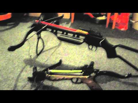 SHTF: Crossbow for Survival