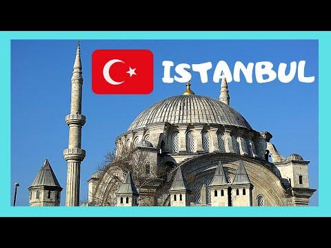 ISTANBUL, walking around historic SULTANAHMET, TURKEY