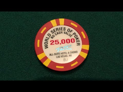 World Series Of Poker $1,000 Double Stack Tournament