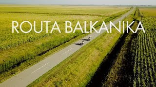 ROUTA BALKANIKA 2017 - Teaser Video - BMW R1200GS 2016 & F650GS 2010