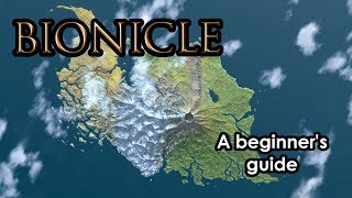 Bionicle: a beginner's guide