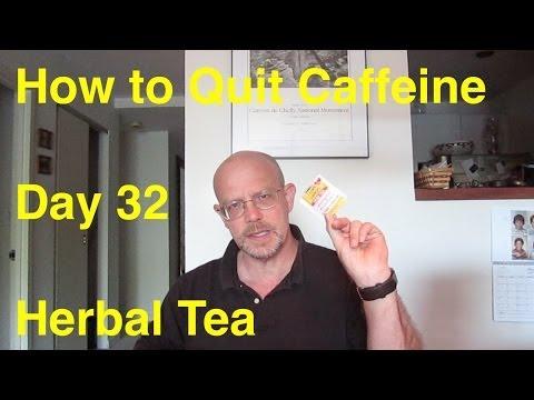Quit Caffeine in 30 Days - Day 32:  Herbal Tea