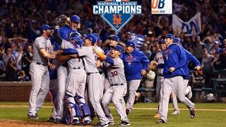 New York Mets | 2015 Postseason Highlights