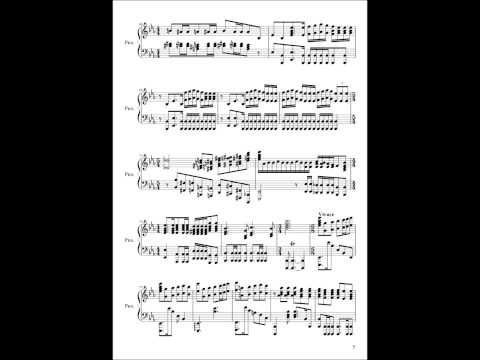 Bohemian Rhapsody Piano Transcription Kyle Landry