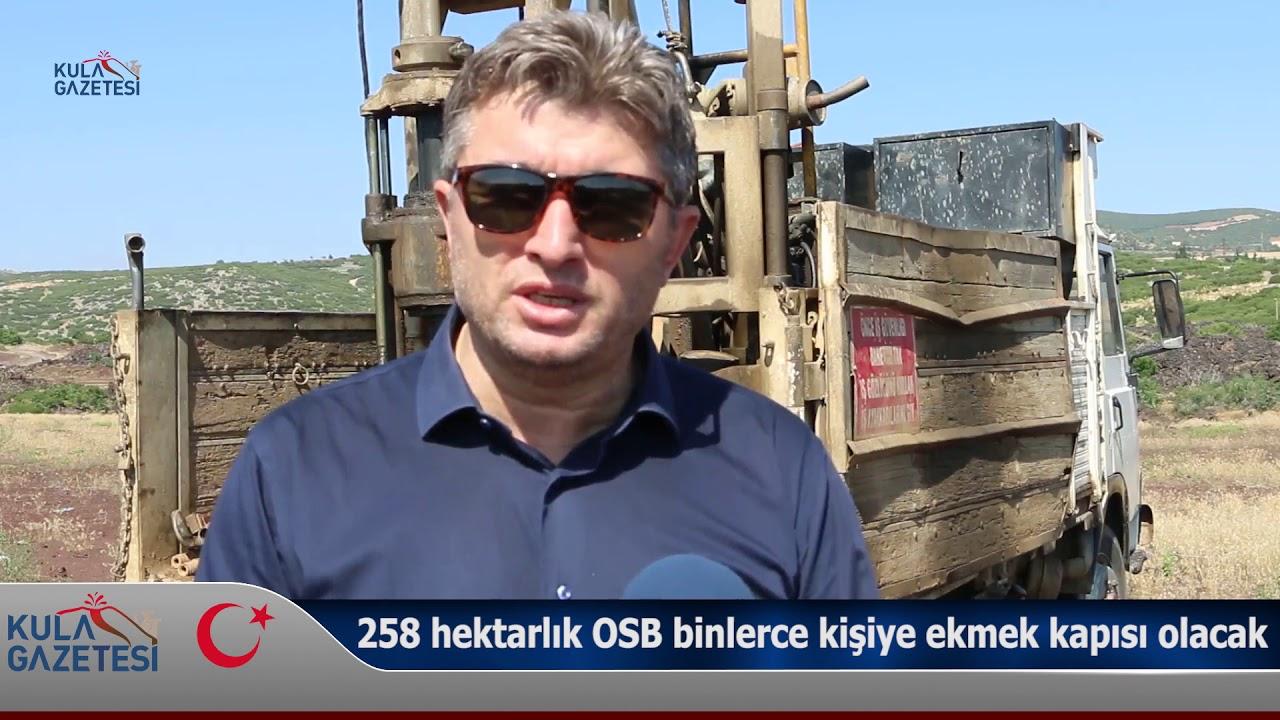 258 hektarlık OSB binlerce kişiye ekmek kapısı olacak