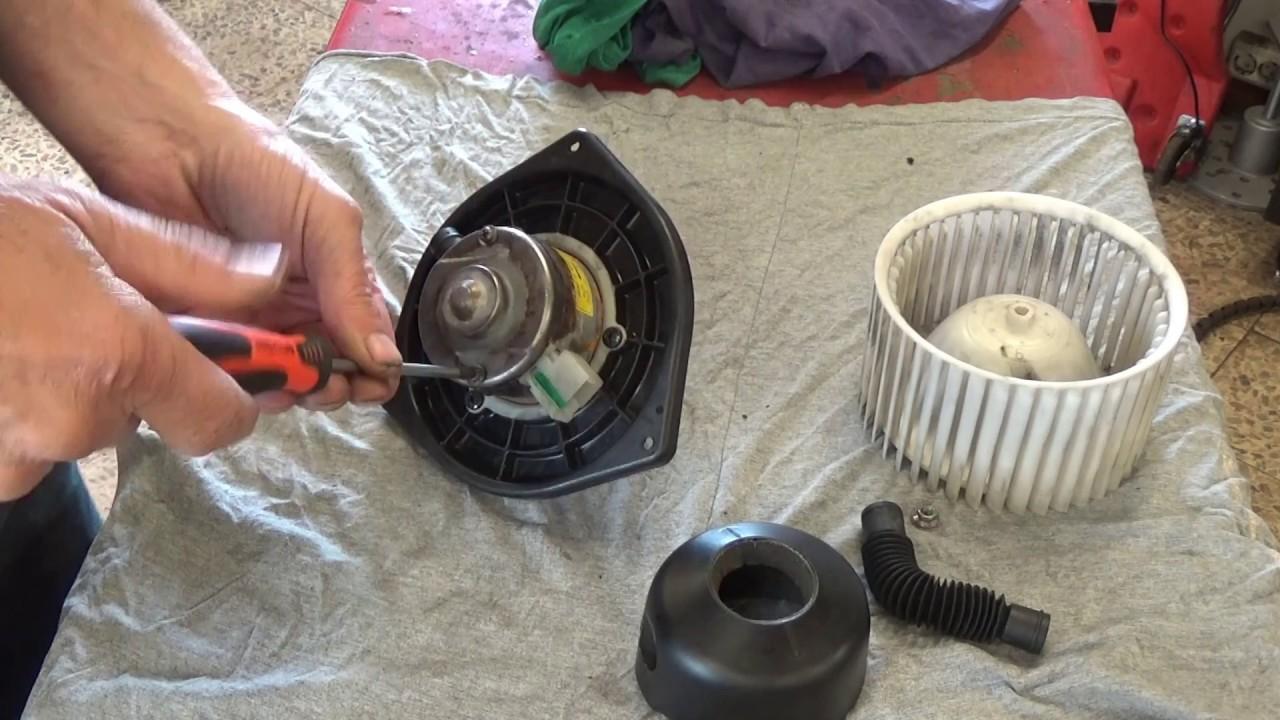 Suzuki Grand Vitara 2006 Fixing Blower Motor Youtube 2013 Fuse Box