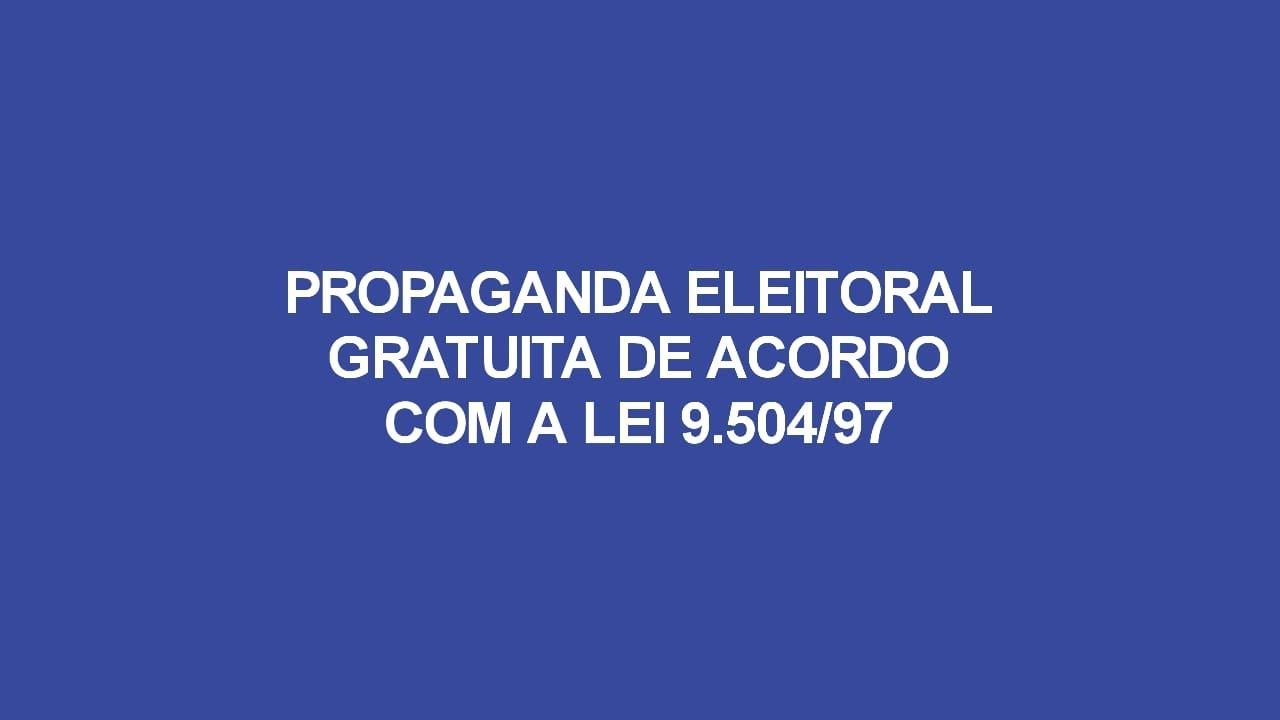 Horário Eleitoral Gratuito - Porto Alegre - TV (21/10/2020)