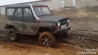УАЗ 469 на двигателе ЗМЗ 406i